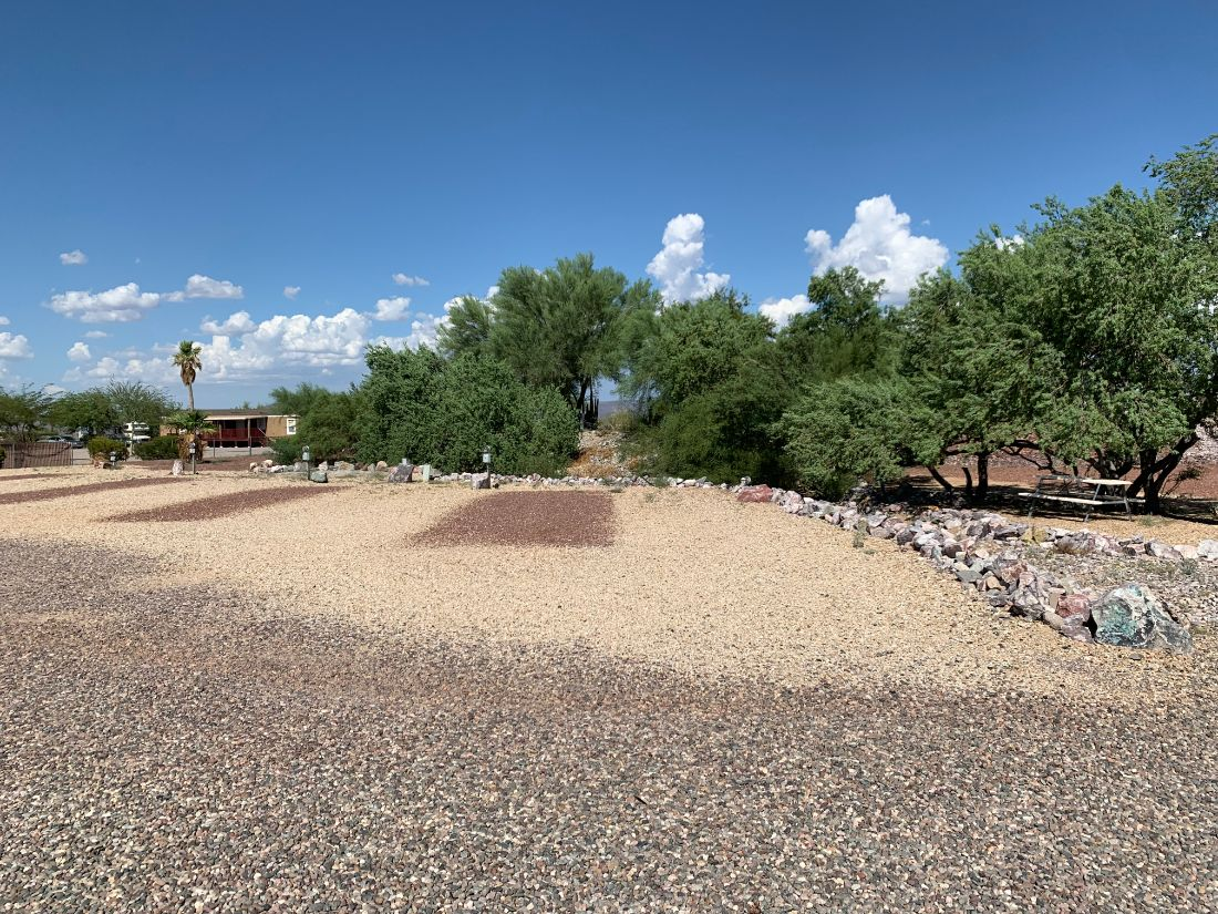 Ajo Heights - RV sites